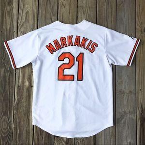 f8c0e25b0 Majestic Shirts - Baltimore Orioles Nick Markakis No. 21 Jersey